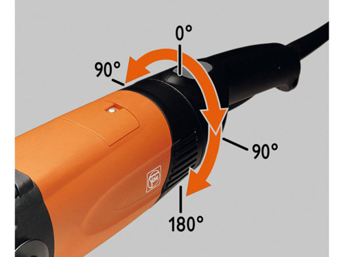 Angle grinder Fein WSB 25-180 X