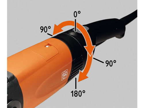 Angle grinder Fein WSB 25-230 X