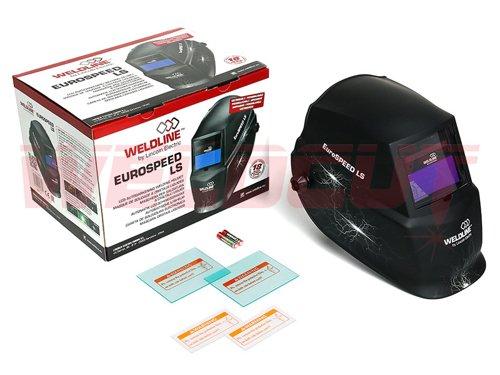 Autodarkening Welding helmet Weldline EUROSPEED LS