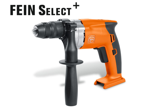 Drill (battery-powered) Fein ABOP 6 select