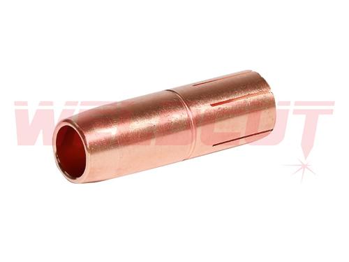 Gas nozzle conical ø17 42,0001,5128