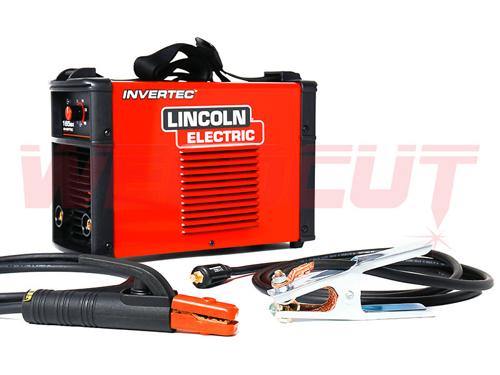 MMA Welder Lincoln Electric Invertec 165 SX (PFC)