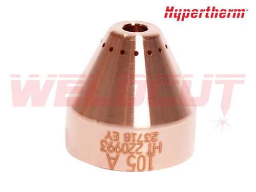 Mechanized Shield 105A Hypertherm 220993