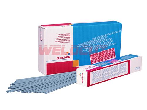 Rutile-cellulosic coated electrode Oerlikon OVERCORD 350mm