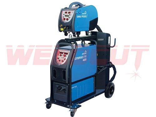 Semi-automatic welding machine Oerlikon CITOPULS III 420
