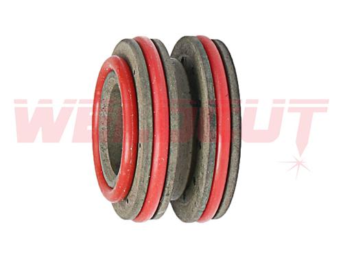 Swirl ring 100A 020617
