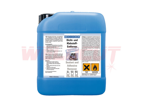 Weicon Sealant and Adhesive Remover 5L