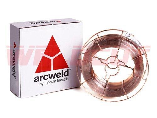 Welding wire SG3 Arcweld AS3 15 kg Ø 1.0