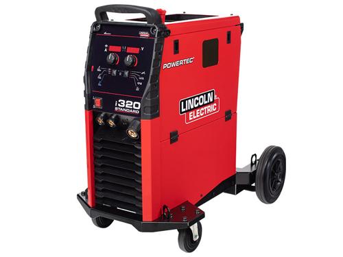 Lincoln Electric Powertec i320C Standard MIG MAG Schweißgeräte K14286-1