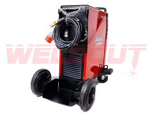 Powertec i320C Advanced - MIG/MAG Schweißgerät von Lincoln Electric