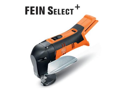 Nożyce do blachy Fein ABLS 18 1.6 E Select