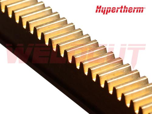 Zębatka palnika maszynowego Hypertherm 228738