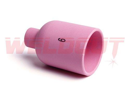 Керамическое сопло для большой линзы Jumbo #6 Ø9.5мм 57N75 / 701.1199