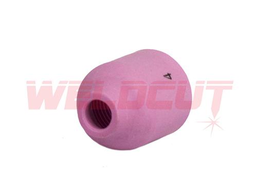 Керамическое сопло для линзы #4 Ø6.3мм 53N58 / 701.0317