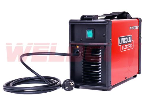 Сварочный аппарат MMA Lincoln Electric Invertec 165 SX (PFC)